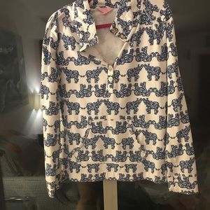 Lily Pulitzer Elephant Pullover